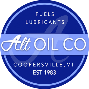 Alt Oil Co - Your source for quality oils, lubricants, fuels, and allied fleet products in the Grand Rapids and Coopersville, MI area!