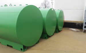 Alt Oil Company can supply you with bulk storage solution to keep your own fuel on site, saving you time and money!