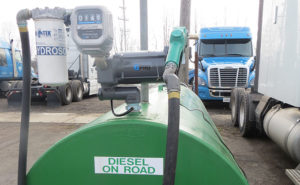 Alt Oil Company supplies both on road and off road diesel fuel for all of your equipment and large vehicles!