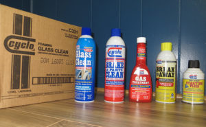 Alt Oil Company carries a full line of Cyclo products as well as other allied solutions to meet all of your needs!