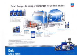 Bumper to bumper products and services to satisfy all of your fleet maintenance needs for cement mixers, dump trucks, and other construction vehicles!