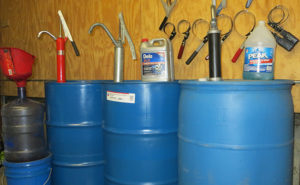 Alt Oil Company supplies all of your bulk automotive needs, complete with barrel pumps and other bulk delivery options!