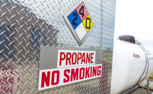 Alt Oil Company offers propane cylinder filling services at our W. Randall location in Coopersville!