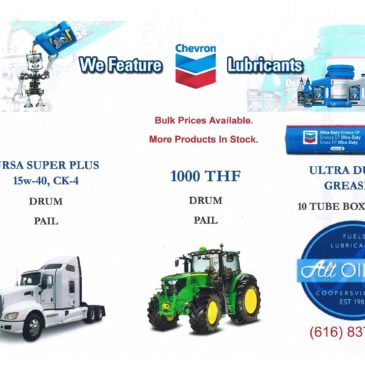 Lubricant Specials